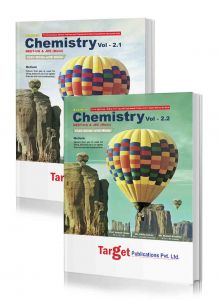 NEET UG / JEE Mains Absolute Chemistry Books Vol 2.1 & 2.2 Combo for 2020 Medical & Engineering Entrance Exam