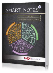 TYBcom sem 5 commerce marketing smart notes book