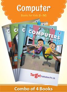 Blossom Basic Knowledge of Computer Learning Books for Kids