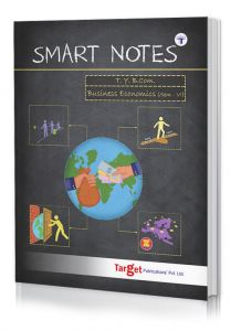 TYBCom Sem 6 Business Economics Smart Notes Book