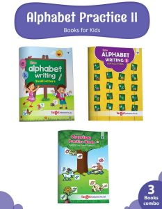 English Alphabet Writing Practice Books for Kids