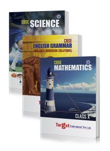 CBSE Class 10 maths, science and english grammar notes