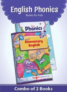 English Alphabet Phonics Books combo of 2