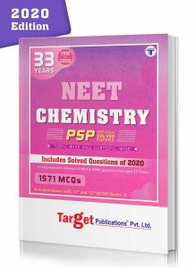 32 Years Neet Chemistry PSP Book