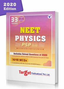 32 Years Neet Physics PSP Book