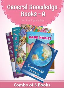 Nurture General Knowledge Books for Kids in English
