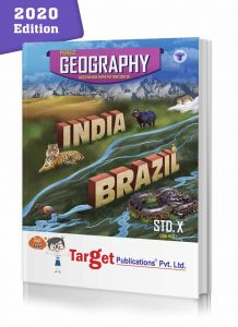 Std 10 Perfect Notes Geography Book
