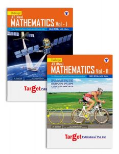 JEE Mains Challenger Maths Books Vol 1 and 2 Combo