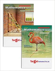 JEE Mains Absolute Maths Books Vol 1 and 2 Combo for 2020 Engineering Entrance Exam