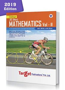 JEE Mains Challenger Maths Book Vol 2 for 2020 Engineering Entrance Exam