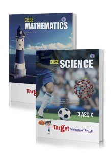 CBSE Class 10 maths and Science notes books