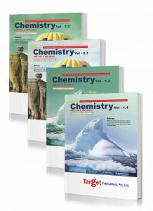 NEET UG / JEE Mains Absolute Chemistry Books Vol 1.1, 1.2, 2.1 and 2.2 Combo for 2020 NEET , AIPMT & AIIMS Medical and JEE Engineering Entrance Exam