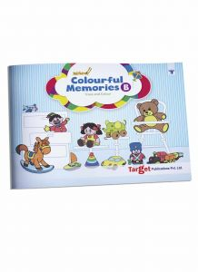 Nurture Colouring Book for Kids |