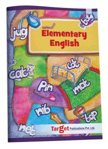 Nurture Elementary English Learning Book for Kids
