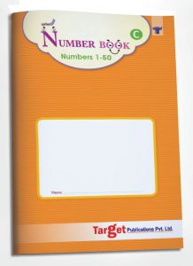 Nurture Number Writing Book for Kids