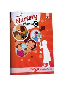 Nurture English Popular Nursery Rhymes Book