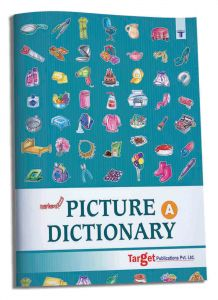 Nurture Picture Dictionary Book for Kids in English