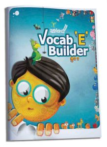Nurture English Vocabulary Book for 6 to 8 Year Old Kids