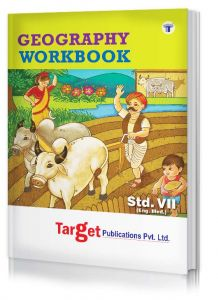 Std 7 Perfect Geography Workbook