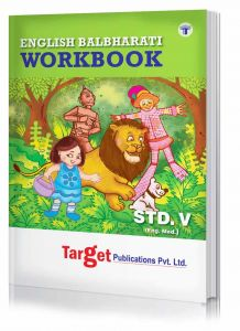 Std 5 Perfect English Balbharati Workbook