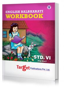 Std 6 Perfect English Balbharati Workbook