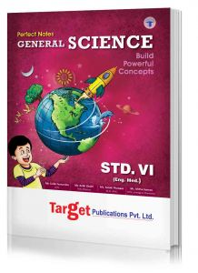 Std 6 Perfect Notes General Science Book