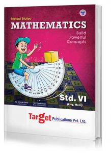 Std 6 Perfect Notes Maths Book