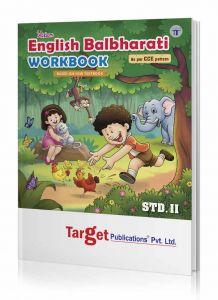 2nd std english balbharati workbook