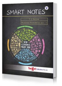 TYBcom sem 5 Business Econimics smart notes book