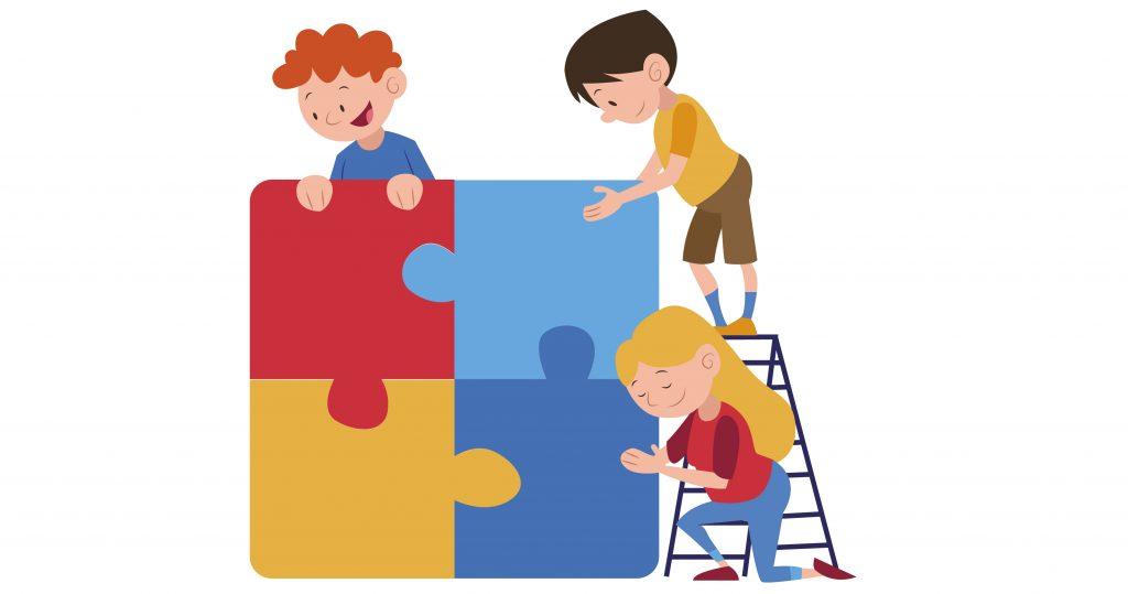 Developing cognitive skills of children