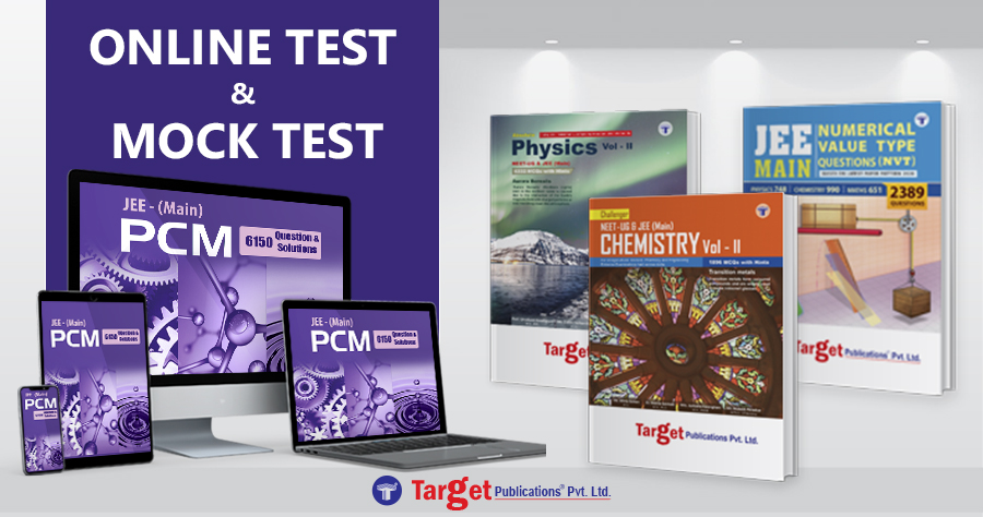 Recommended Products for JEE Main Preparation