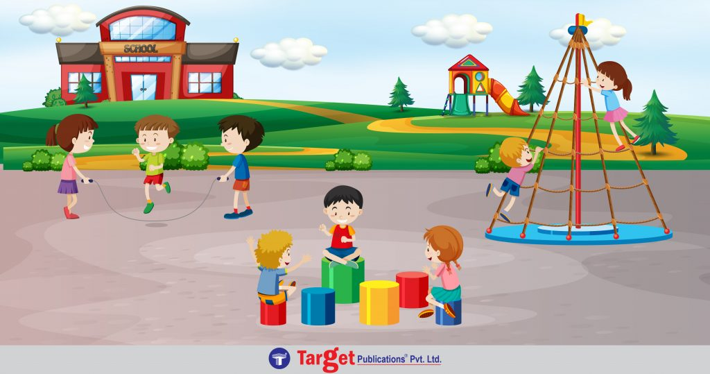 Group Activities building social and emotional bonds in kids