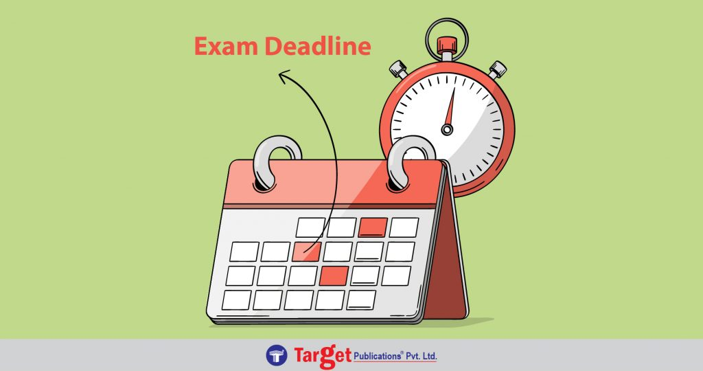 Devoting time to deadlines
