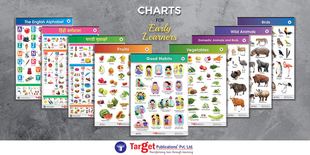 Charts Series from Target Publications