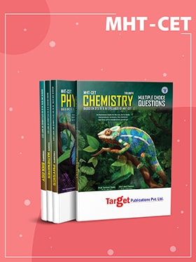 MHT CET Books