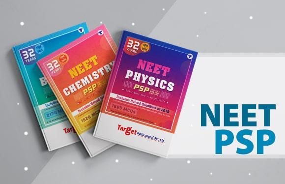 NEET PSP Books